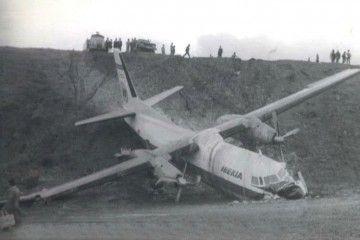 Hubo mucha suerte, a pesar de la importancia del accidente