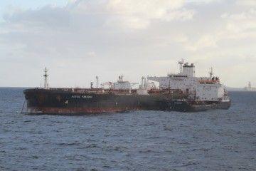 Suministro de bunkering en el puerto de Las Palmas de Gran Canaria