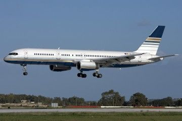 Privilege Style tiene dos aviones B-757 serie -256