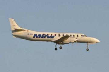 El avión de esta historia, en su etapa como MRW