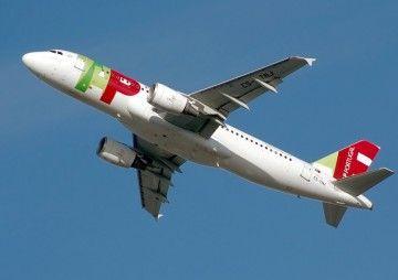 TAP tiene una moderna flota de aviones Airbus