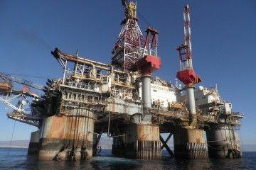 """La plataforma """"Ocean Confidence"""" lleva más de cinco años amarrada en Las Palmas"""
