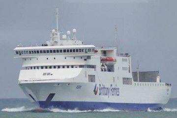 """El buque """"Kerry"""" atiende la línea Rosslare-Bilbao"""
