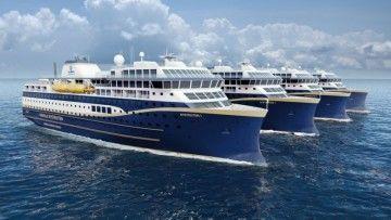 Los cuatro buques de Havila Kystruten serán construidos en Turquía