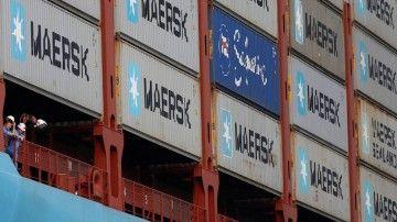 La marcha de Maersk repercutirá en los números del puerto de Málaga