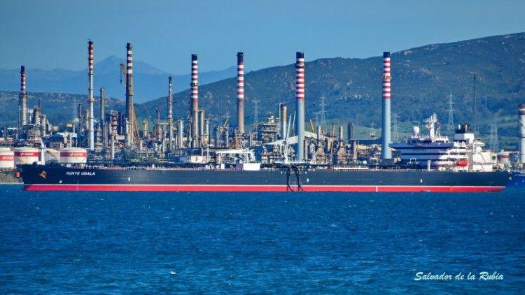 El sector petrolero, al alza en medio de la crisis