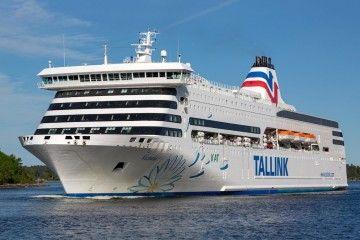 """El ferry """"Victoria I"""" permanecerá amarrado en el puerto de Tallin"""