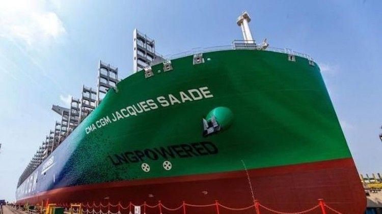 El nuevo buque es el primero de una serie de nueve