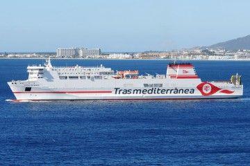 Trasmediterránea garantiza el abastecimiento de Baleares
