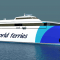 Este será el aspecto exterior del futuro catamarán de Seaworld Ferries