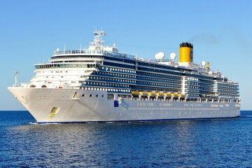 """El buque """"Costa Luminosa"""" tiene previsto llegar el 15 de marzo a Tenerife"""