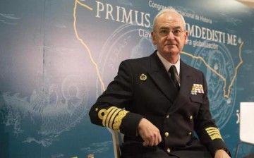 Almirante general Teodoro López Calderón