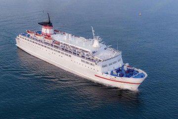 """El ferry """"Vrosnkiy"""" opera ahora para FRS en la línea Motril-Melilla"""
