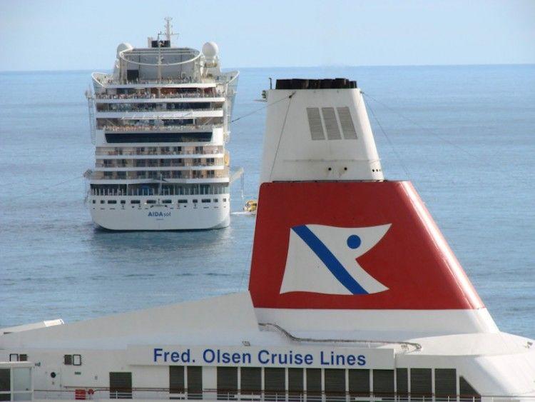 Contraseña de Fred. Olsen Cruise Line