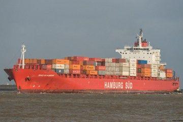 """Este es el buque """"Spirit of Hamburg"""", escenario del crimen"""