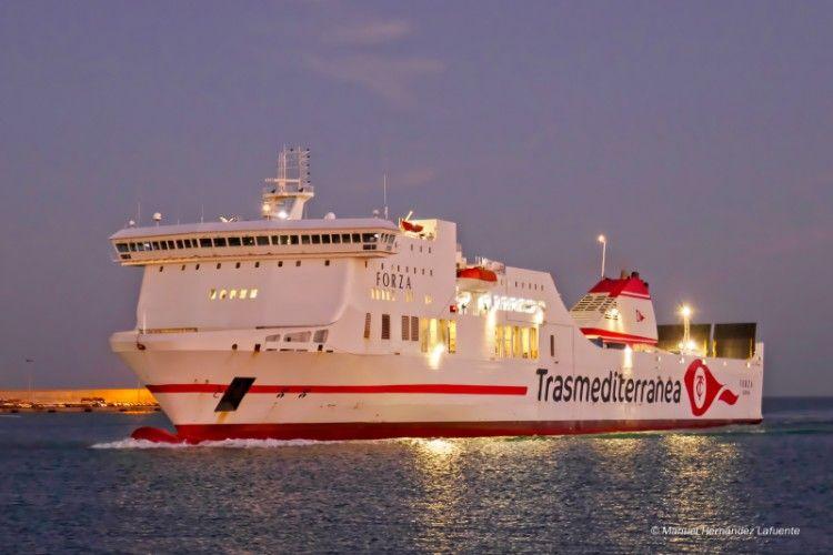 "Trasmediterránea instala ""scrubbers"" en su flota"