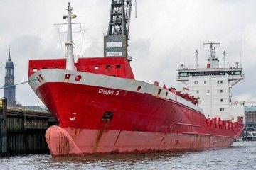 """El buque """"Charo B"""" opera al servicio de Boluda"""