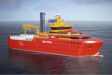 Este será el aspecto exterior de los nuevos buques que construye Astilleros Gondán