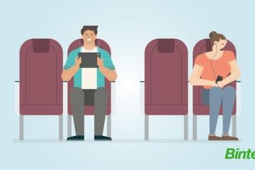 Binter asigna asientos en los vuelos interinsulares