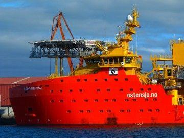 Østensjo Rederi es un buen cliente de los astilleros privados españoles
