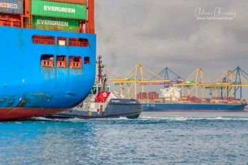 Las medidas de Puertos del Estado tratan de aliviar la situación actual