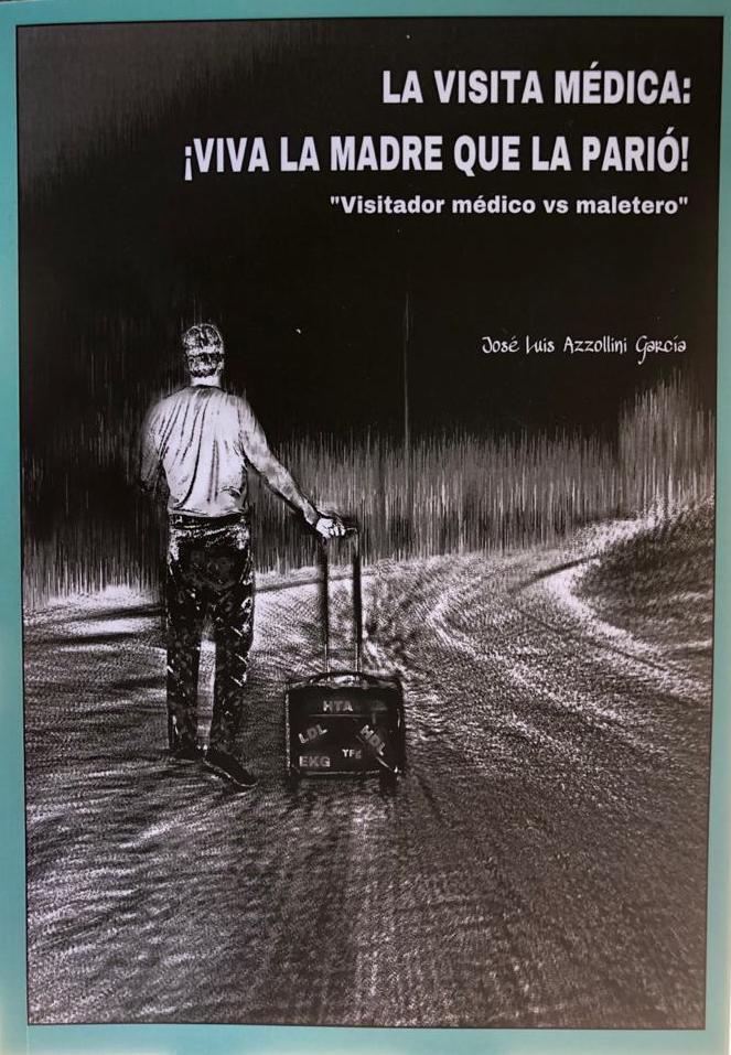 Portada del libro de José Luis Azzollini García