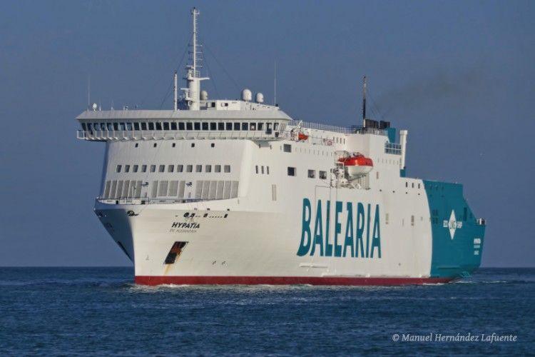 La situación está afectando considerablemente al sector naviero
