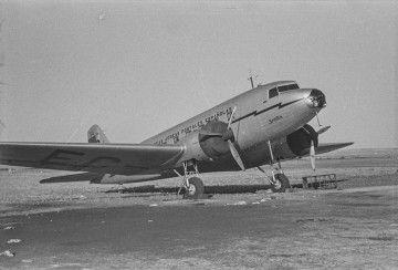 """Douglas DC-2 de LAPE """"Sevilla"""""""