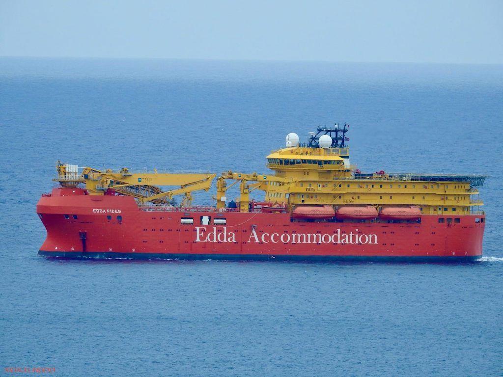 Es un buque construido en España y en servicio desde 2011