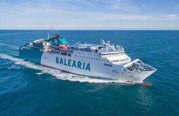 """El ferry """"Bahama Mama"""" hará el primer viaje el próximo 22 de mayo"""