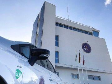 Nueva sede de la Corporación de Prácticos de Algeciras
