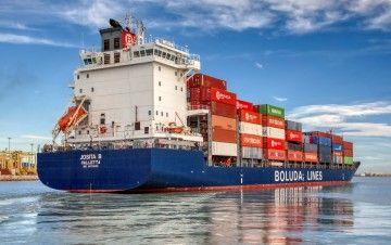 La logística del contenedor está afectada por las consecuencias de la crisis del Covid-19