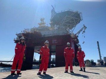 El equipo humano, motor de Tenerife Shipyards