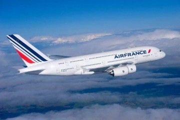Air France retirará su flota A380 en 2022
