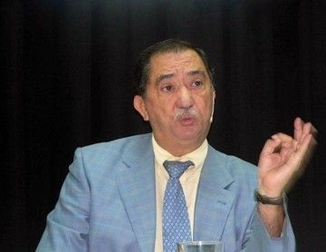 Pedro Anatael Meneses Roqué, senador del PSC-PSOE por Tenerife