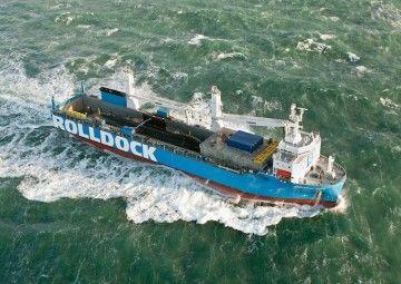 """El buque """"RollDock Star"""" llegará mañana a Tenerife"""
