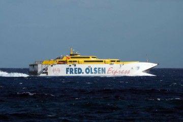 """El catamarán """"Bonanza Express"""" seguirá amarrado, de momento"""