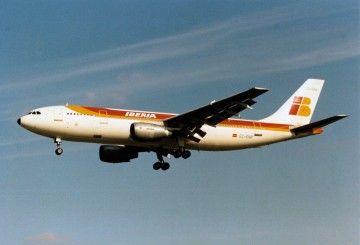 """A300 de Iberia EC-DNR """"Ordesa"""""""