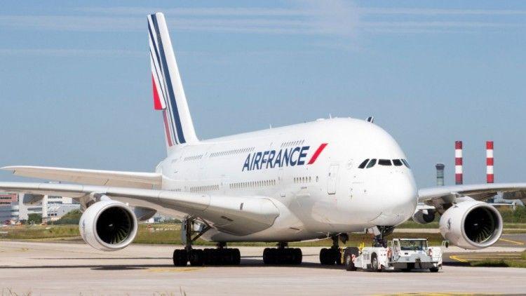 Air France KLM despide este viernes el A380 de su historia aeronáutica