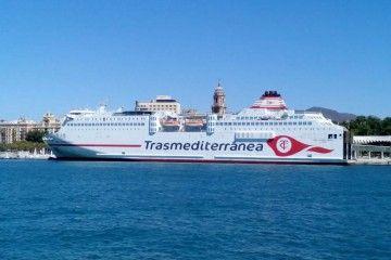 """El ferry """"Ciudad Autónoma Melilla"""" será reactivado el jueves 18 de junio"""