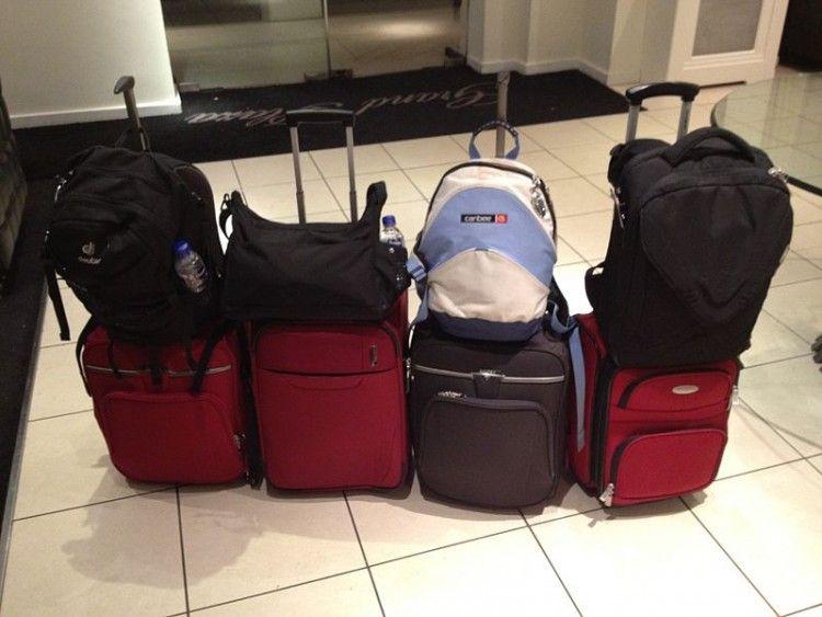 Desde hoy hay nuevas regulaciones para el equipaje de mano en los aviones