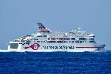"""El ferry """"Villa de Teror"""" enlazará Gran Canaria, Tenerife y La Palma los fines de semana"""