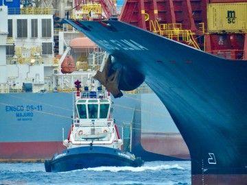 El pliego del remolque enfrenta a la patronal portuaria de Las Palmas