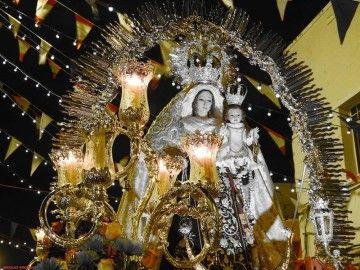La Virgen del Carmen tiene un hondo arraigo entre las gentes de la mar