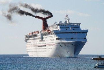 """El buque """"Carnival Inspiration"""" se va al desguace con 24 años de vida marinera"""