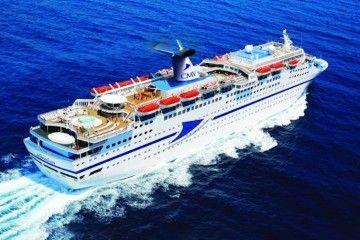 De los seis barcos que tiene CMV, tres son propiedad y tres están fletados
