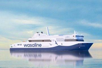 """El ferry """"Aurora Botnia"""" entrará en servicio en 2021"""