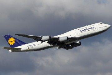 La flota B-747, A380 y A320 de Lufthansa se verá reducida