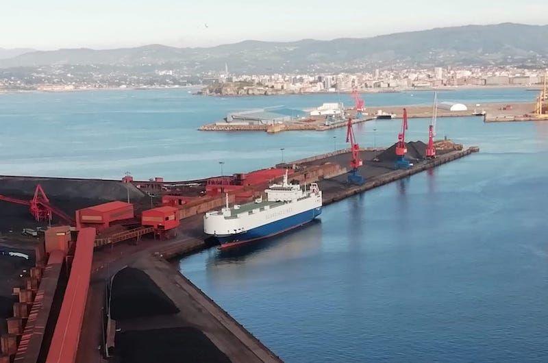 """El buque """"Gran Canaria Car"""", el tercero en cola para desguace de DDR Vessels"""