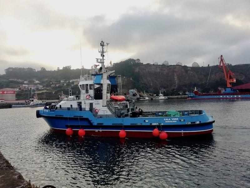 La próxima semana comenzarán las pruebas de mar